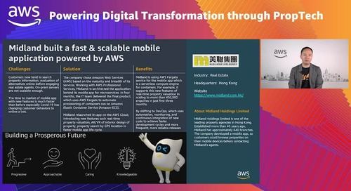 Power Digital Transfomation through PropTech (English Webinar)