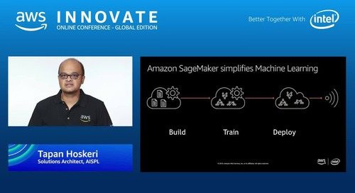 Automatic email classifier - AWS Innovate