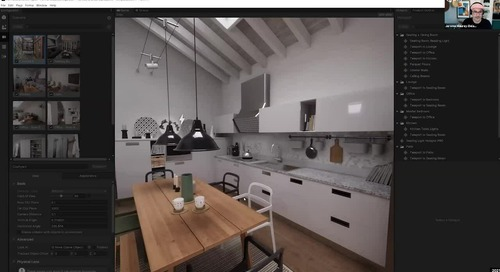 How to build a real-time 3D property configurator with Unity Forma