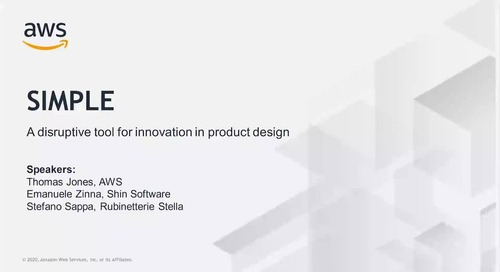 SIMPLE_ A Disruptive Tool for Innovation in Product Design