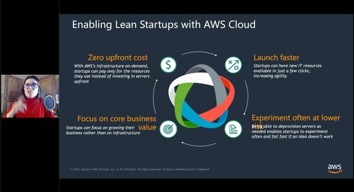AWS Startup Academy Online: getting started on AWS