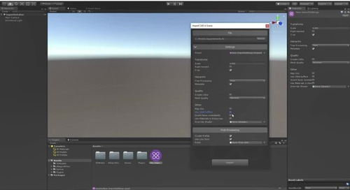 Unlock your CAD data for real time development Unity + PiXYZ - Unite LA