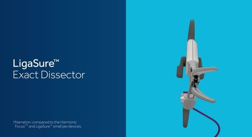Animation: LigaSure™ Exact Dissector with Nonstick Nano-Coating