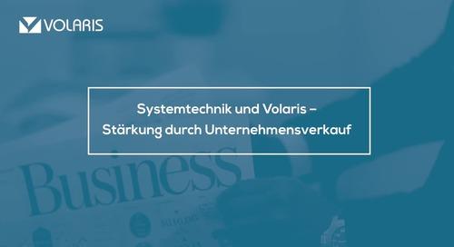 Systemtechnik und Volaris