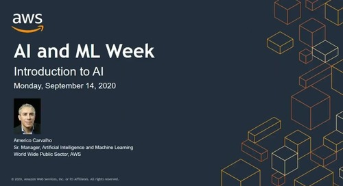 AIML Week: Introduction to AI