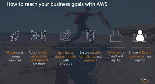 Historias de primera línea: los mejores planes, los problemas y los resultados de negocios de migraciones a la nube (AWS Virtual Days mayo)