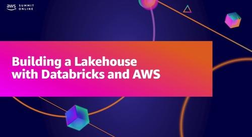 Data demo jam: Empowering your entire data team with Databricks Lakehouse (Sponsored by Databricks)