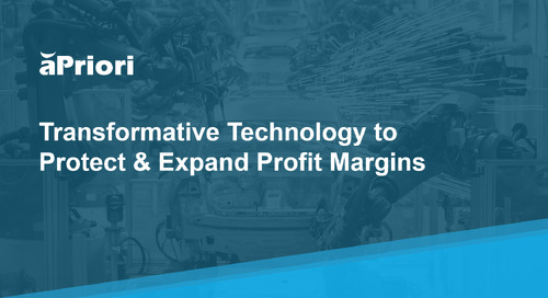 aPriori Automotive Demo - Marketo Email PH1