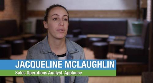 Customer Testimonial - Applause