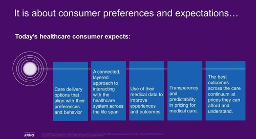 Exceeding consumer expectations in healthcare ecommerce