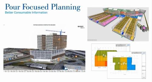 A Pour Focused Approach to Concrete Construction