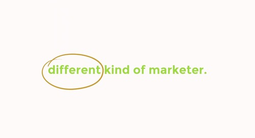 Demand Spring. A different kind of marketer.
