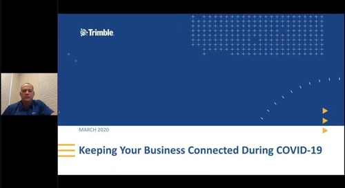 Keeping Your Business Connected with Trimble