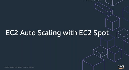 AWS Webinar Series - Save up to 90% of your Costs using Amazon EC2 Spot instances with Auto-Scaling