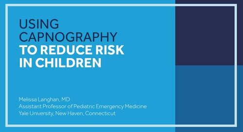On Capnography with Pediatric Patients in the Emergency Care Setting