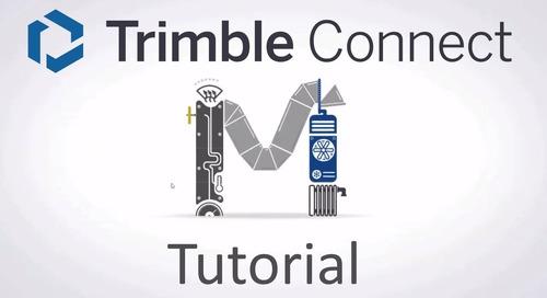 003 - Tutorial Trimble Connect - Projekt anlegen und IFC-Import