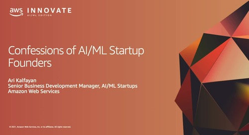 Confessions of an AI/ML Startup Founder