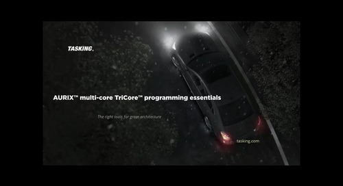 Aurix Multi-Core TriCore Programming Essentials