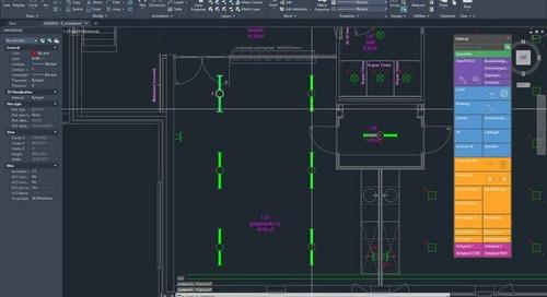 Stabicad for AutoCAD - Elektro tekeningen opzetten