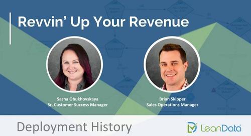 Revvin' Up Your Revenue - Deployment History