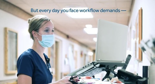 Video: Remote Continuous Monitoring on the General Care Floor
