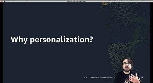 Recomendaciones, predicciones y detección de fraude usando servicios de inteligencia artificial
