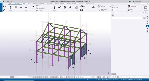 How to Effectively Manage Data Flow in the Steel Fabrication Process