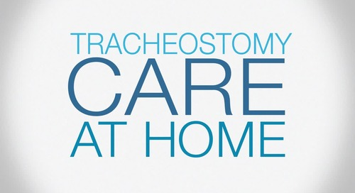 Living with a Tracheostomy