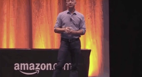 Jeff Bezos - All Hands - Is the Working Backwards process optional?
