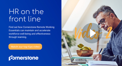 Helping your employees adjust to remote working and manage their well-being