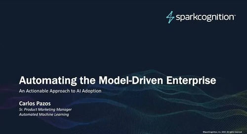 Webinar: Automating the Model-Driven Enterprise