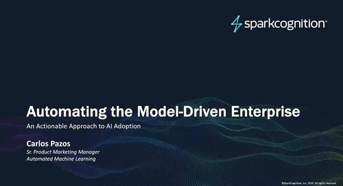 Webinar: Automating the Model-Driven Enterprise