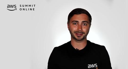 Приглашение на AWS Summit Online   17 июня 2020   Иван Булаев, GM Россия, Украина и СНГ
