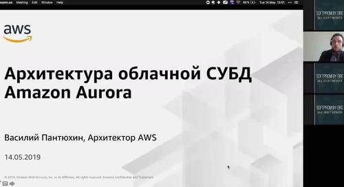AWS Webinar | Amazon Aurora