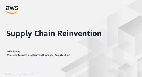 Supply Chain ReInvention