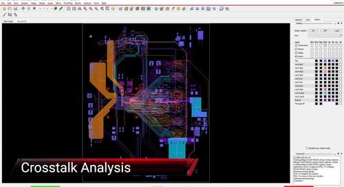 Allegro - Crosstalk Analysis