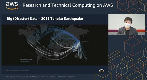 AI and machine learning for research (English Webinar)