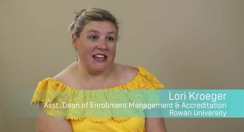 Transforming Assessment with Rowan University