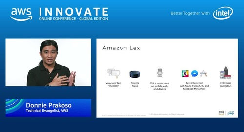Omni-channel Contact Center - AWS Innovate