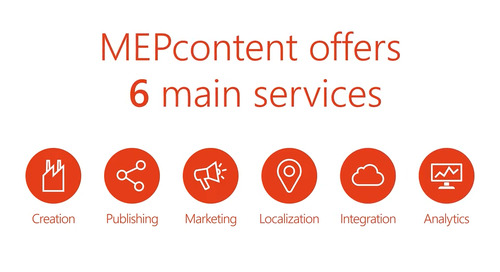 MEPcontent for Manufacturers - updated