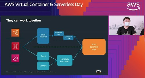 Build Serverless First Featuring ViuTV (Cantonese Session)