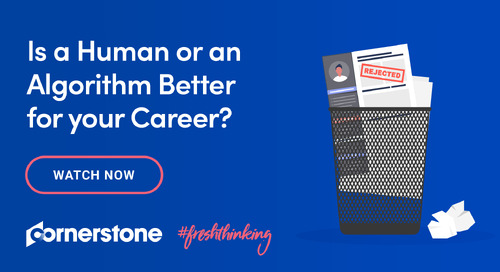 Fresh Thinking Recruiting- Is a Human or An Algorithm Better for Your Career
