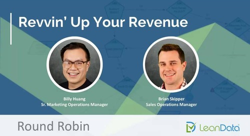 Revvin' Up Your Revenue - Round Robin