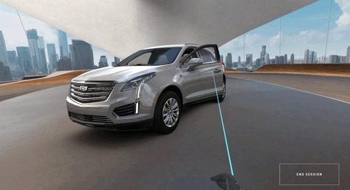 Cadillac VR - Cadillac Virtual Showroom
