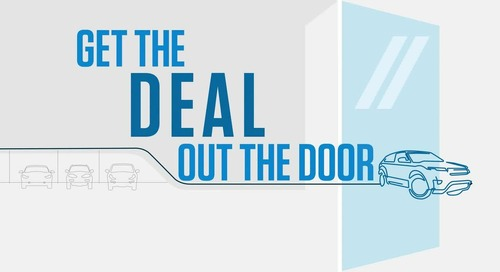 Get the Deal Out the Door with Dealertrack Accelerated Title® Solution