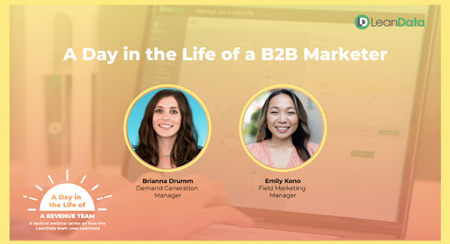 A Day in the Life of a B2B Marketer