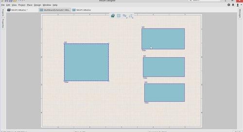 Multi-Board Design in Altium Designer