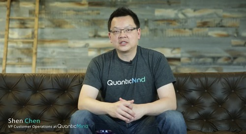 Inside QuanticMind - Learn What The Customer Success Team Can Do for You