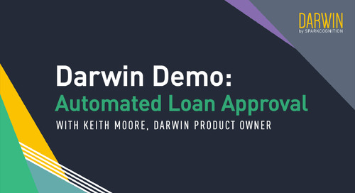 Darwin Demo: Automated Loan Approval