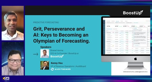 Grit, Perseverance and AI: Keys to Becoming an Olympian of Forecasting